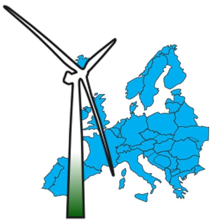 Wind energy expands throughout Europe in 2012