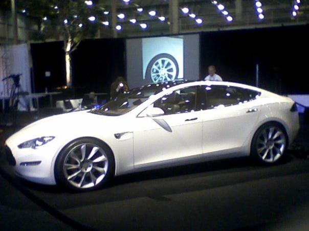 Electric Vehicles - Tesla Model S