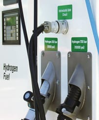 Hydrogen Fuel Stations