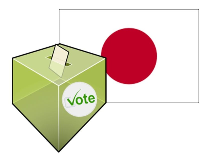Japan Elections Renewable Energy