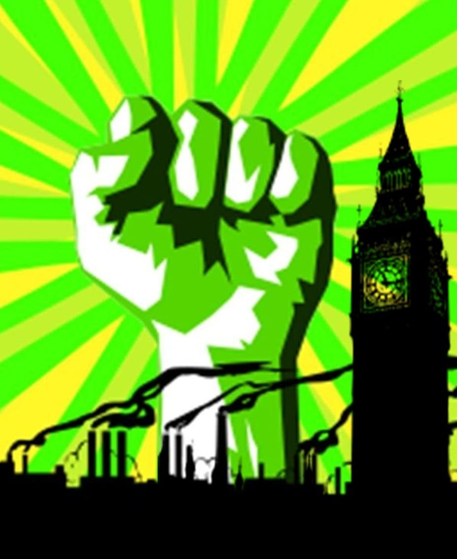 UK Green Energy Pledge