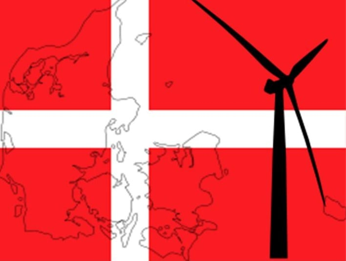 Wind energy helps Denmark reach major milestone