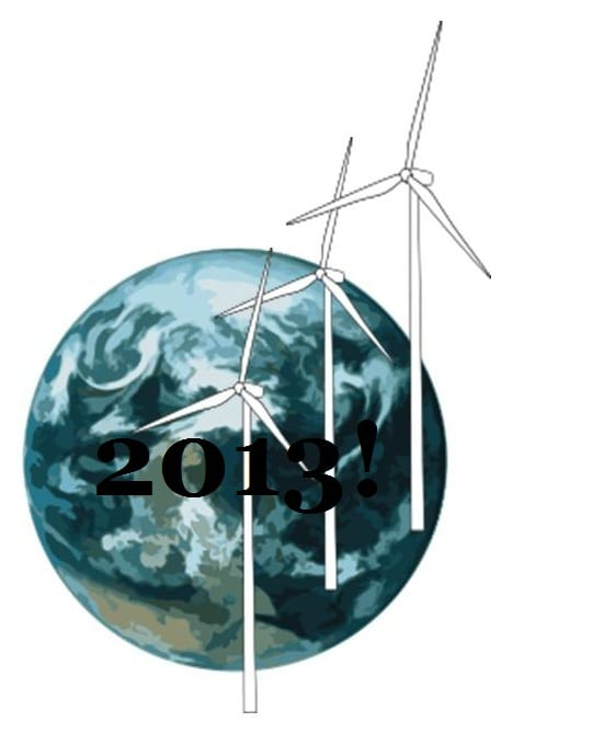 Wind energy to reach new record in 2013