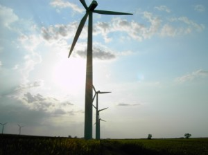 Wind energy project investment