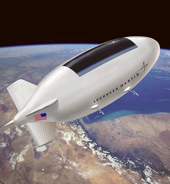 Lockheed Martin takes renewable energy project to China