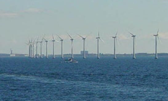 Offshore wind energy market to hit new high by 2020