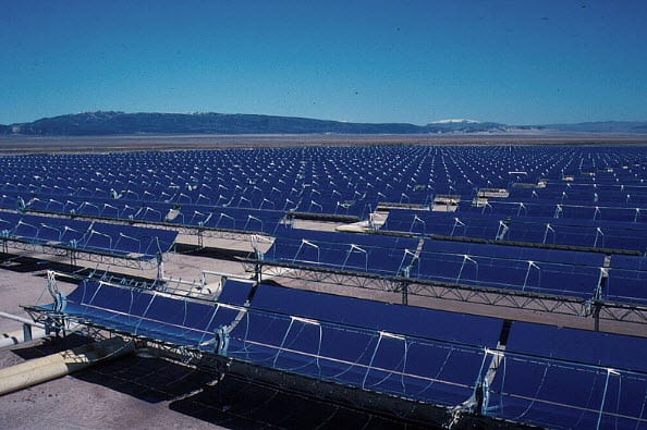 Solar Energy Projects - Solar Plant