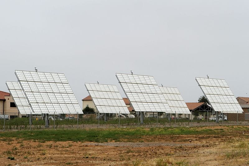 New solar energy system installed at Toyota facility in California
