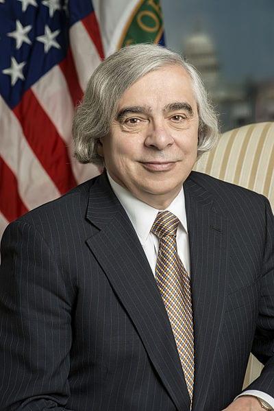 Ernest Moniz - DOE U.S. Secretary of Energy