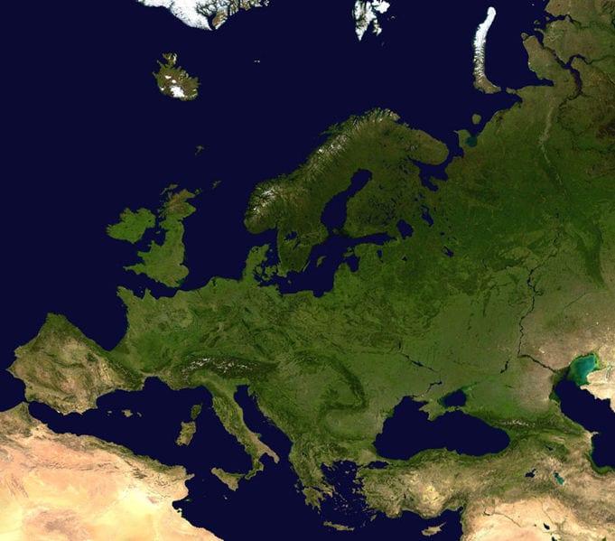 Europe - hydrogen fuel project