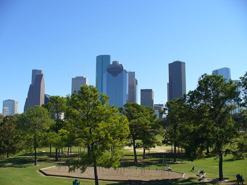 Houston Texas - Renewable Energy