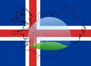 Iceland Wind Energy