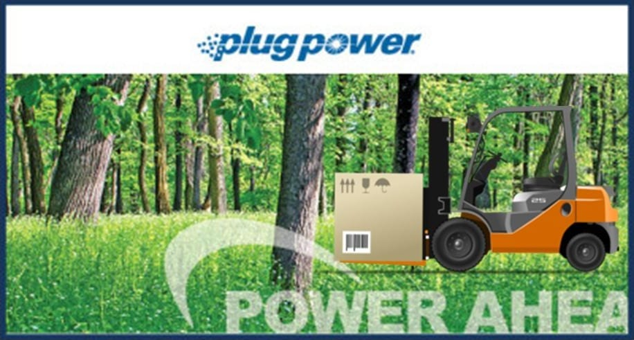 Plug Power - Hydrogen Fuel Cell
