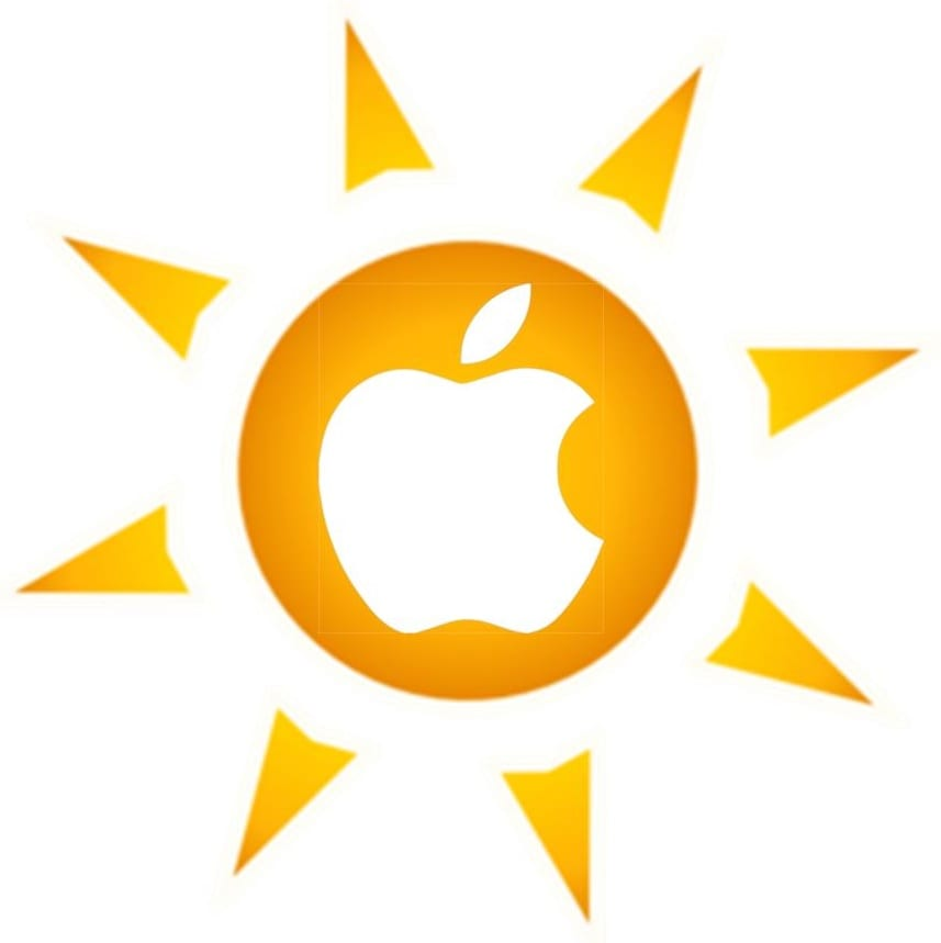 Apple Solar Energy Farm