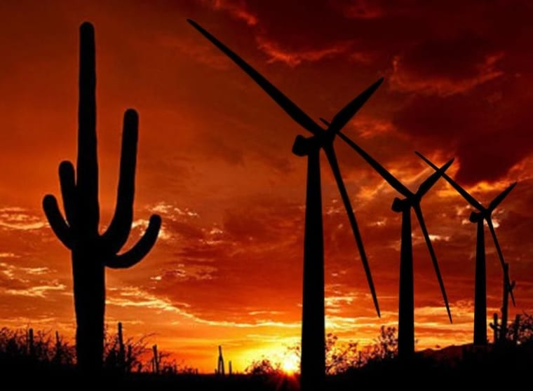 Arizona wind energy