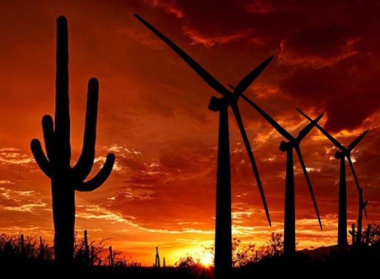 Arizona wind energy