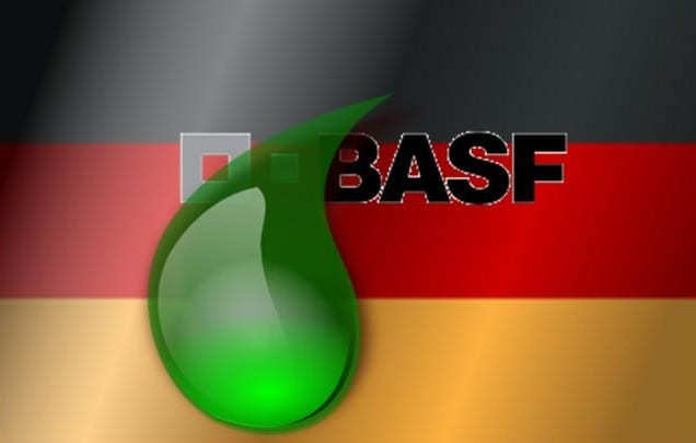 BASF - Hydrogen Fuel Germany