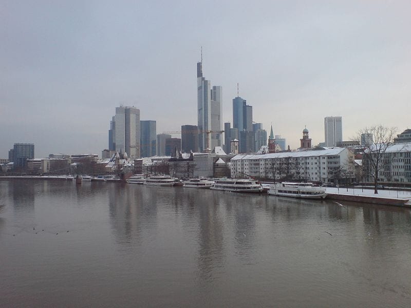 Frankfurt, Germany - Hydrogen Fuel Cells