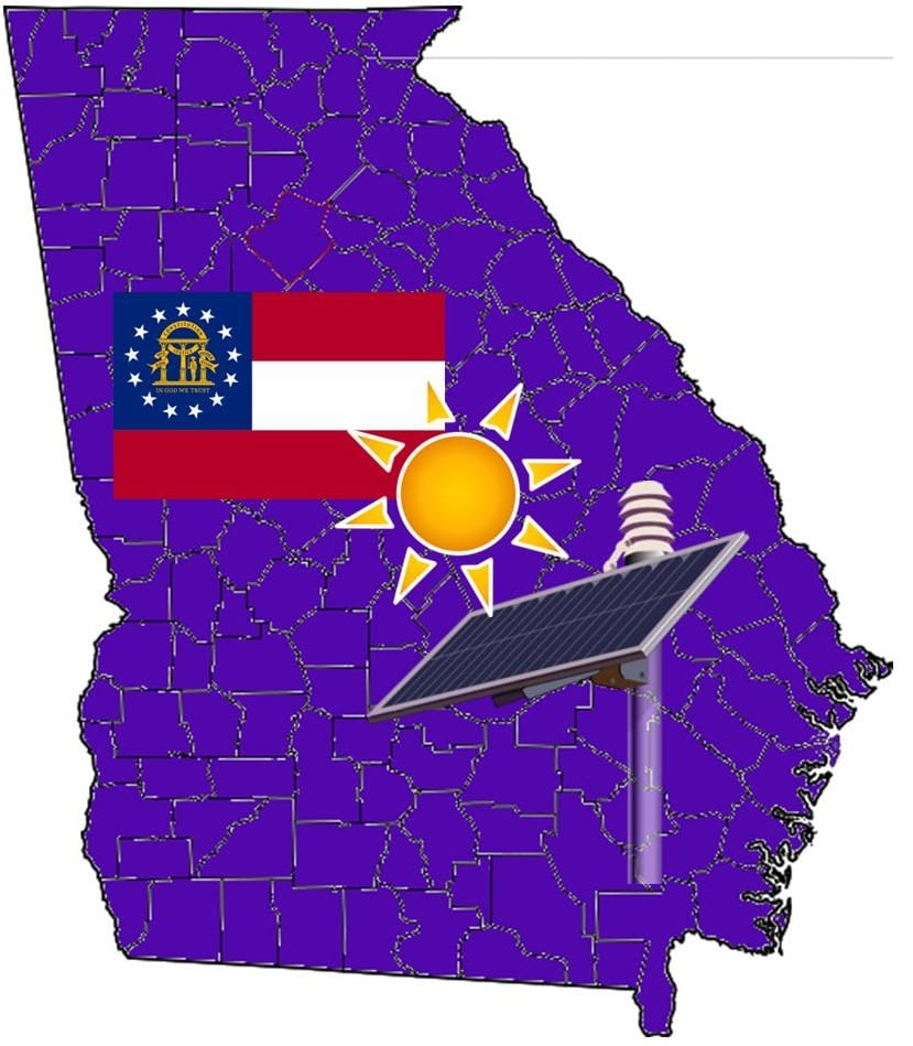 New solar energy program in Georgia receives approval