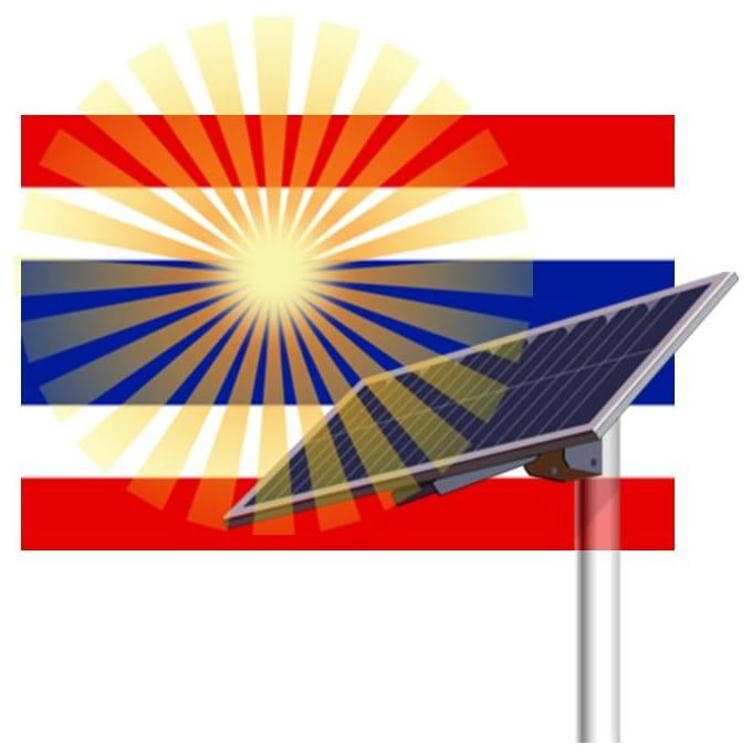 Thailand Solar Energy