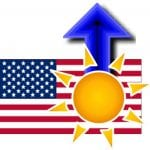 Solar energy industry is growing in the US