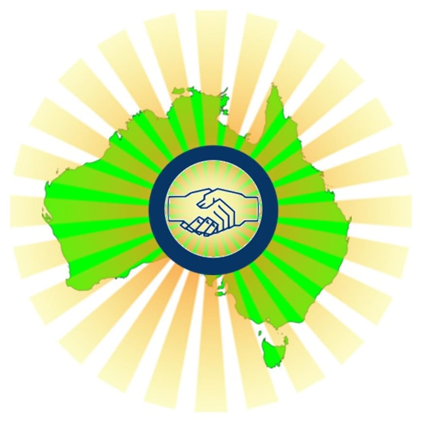 Australia solar energy partnership