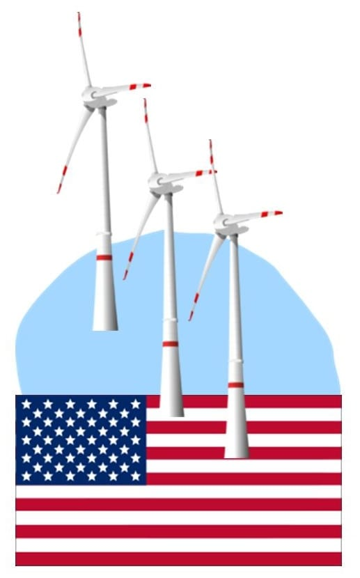 Offshore wind energy gains ground in the US