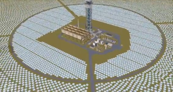 Solar Energy - Ivanpah Solar Electric Generating System