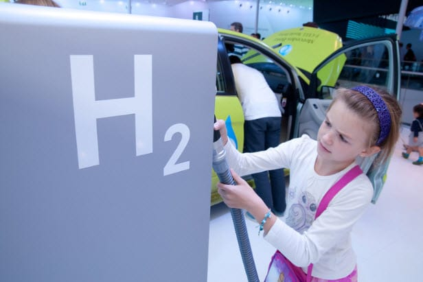 Europe leads the way in establishing a comprehensive hydrogen infrastructure