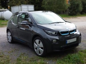 BMW electric vehicles