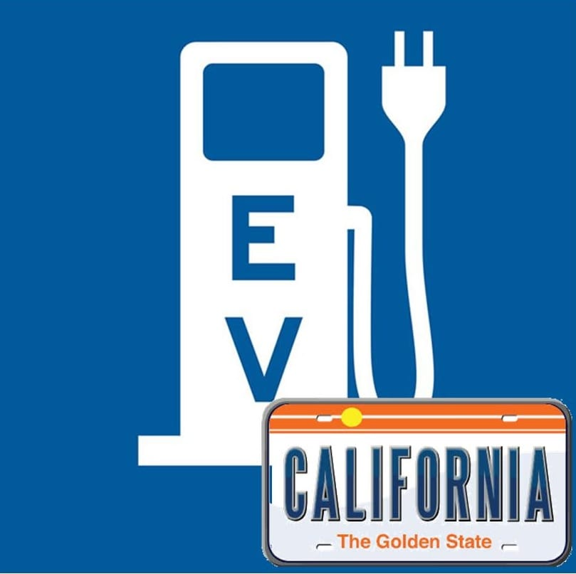 New laws in California favor electric vehicles