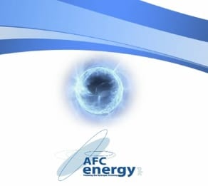 Fuel Cells Breakthrough - AFC Energy