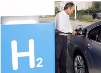 Hydrogen Fuel - H2Mobility