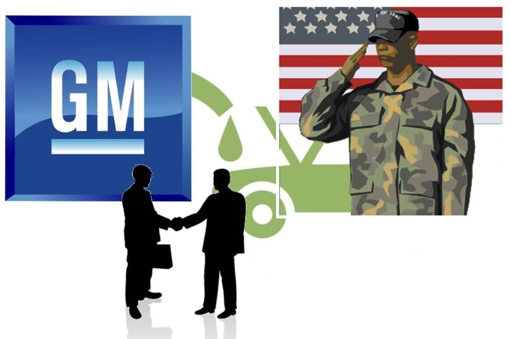 Hydrogen Fuel Cell Partnership - GM and U.S. Army