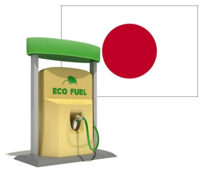 Japan - Hydrogen Fuel Support
