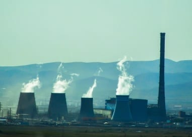Power Plant - Emissions Reduction
