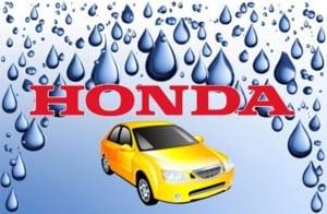 Hydrogen fuel - Honda