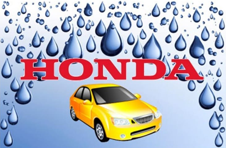 Hydrogen Fuel Vehicle - Honda