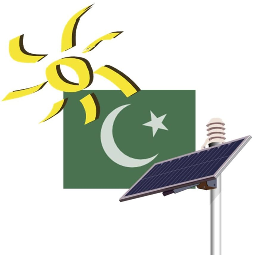 New solar energy project finds home in Pakistan