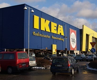 IKEA continues progress toward renewable energy goal
