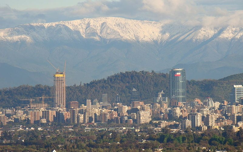 Solar Energy Projects - Chile