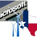 Wind energy agreement made by Microsoft