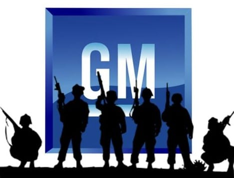 Hydrogen Fuel Cells - GM and Army Partnership