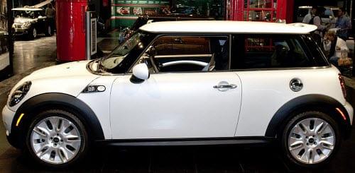 Mini Cooper - Fuel Efficient Used Cars