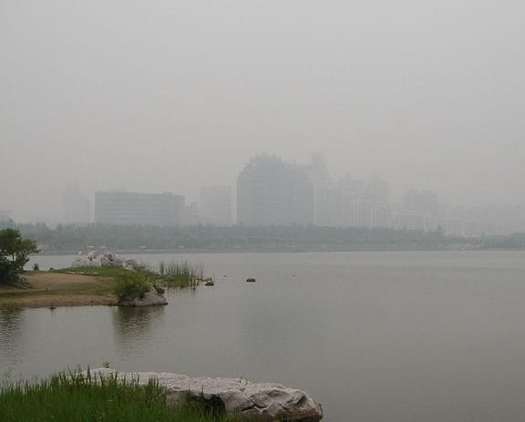 Renewable Energy - China Air Pollution
