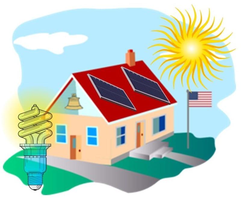 Solar Energy - solar-powered lighting in schools