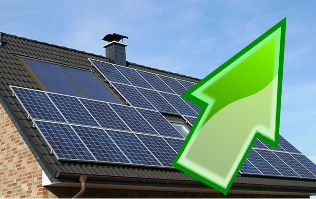 rooftop solar energy growth