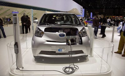 Electric Vehicles - Charging