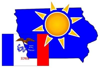 Iowa - Solar Energy