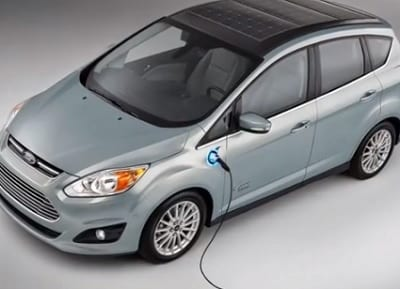 Ford introduces solar energy vehicle